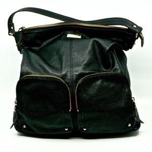 KATE SPADE~pebbled leather~HOBO SHOULDER BAG